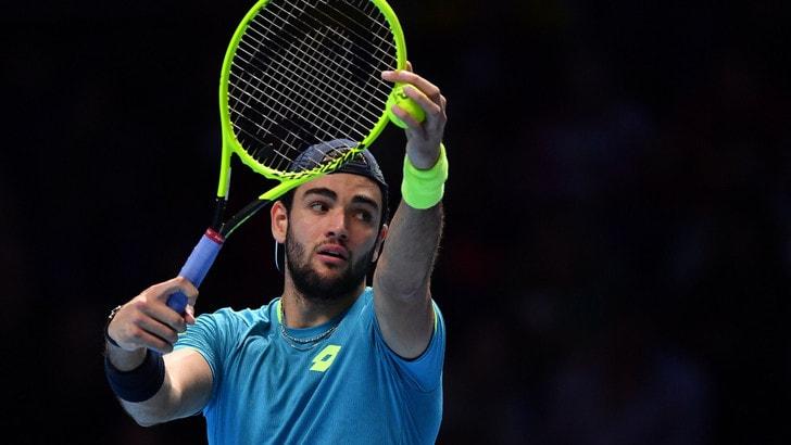 Berrettini: debutto vincente a Nizza. Djokovic supera Zverev all'Adria Tour