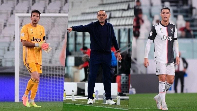Juve-Napoli: ecco la probabile formazione di Sarri