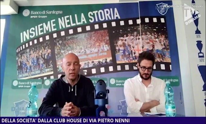 "Basket, Sassari: ""Pozzecco rimane allenatore"""