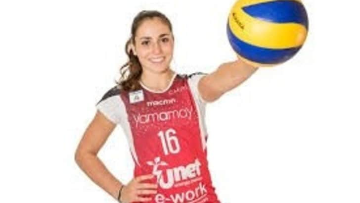 Monza inserisce nel roster Beatrice Negretti