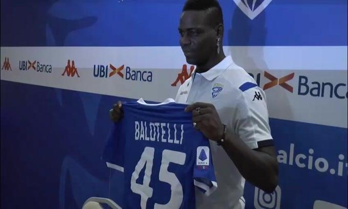 Brescia, altra assenza per Balotelli