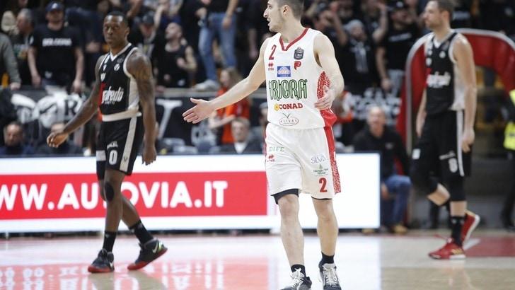 Basket, Pistoia non prenderà parte alla prossima Serie A