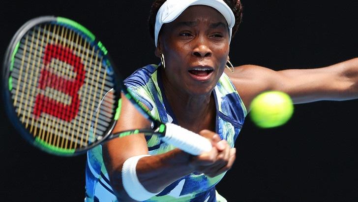 Tennis, Venus Williams festeggia 40 anni