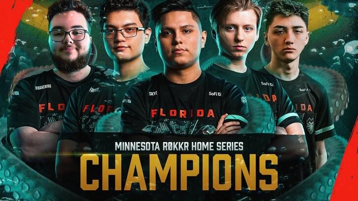 CDLeague, Minneapolis: vincono i Mutineers