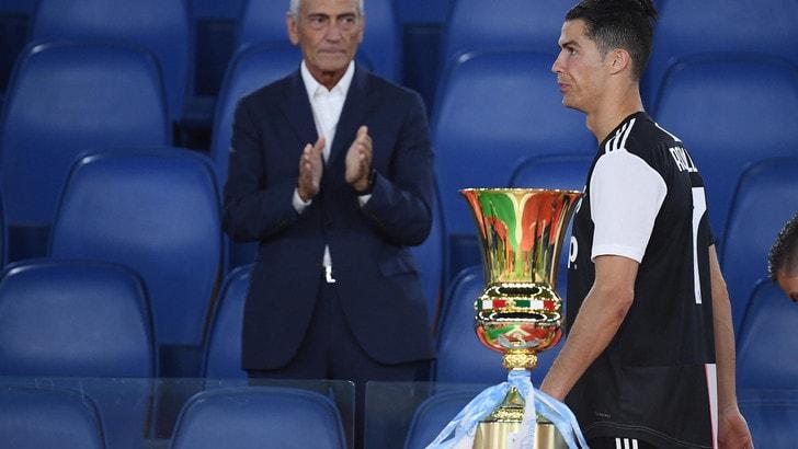 Cristiano Ronaldo ha perso due finali di fila per la prima volta in carriera