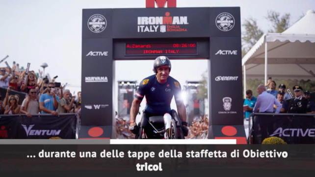 Incidente in handbike, grave Alex Zanardi