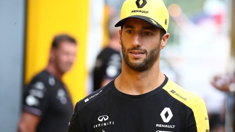 """F1, Ricciardo: """"Con giovani come Ocon e Norris posso migliorare"""""""
