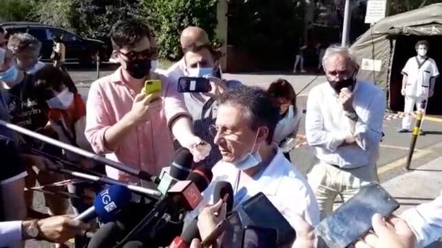 """Zanardi, il medico Scolletta: """"Grave, ma stabile"""""""