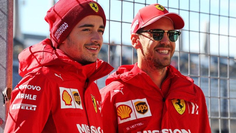 """F1, Webber: """"Ferrari non all'altezza di Mercedes e Red Bull"""""""