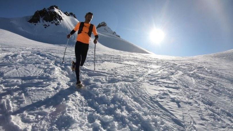 Sul Monte Rosa Franco Collè è da primato