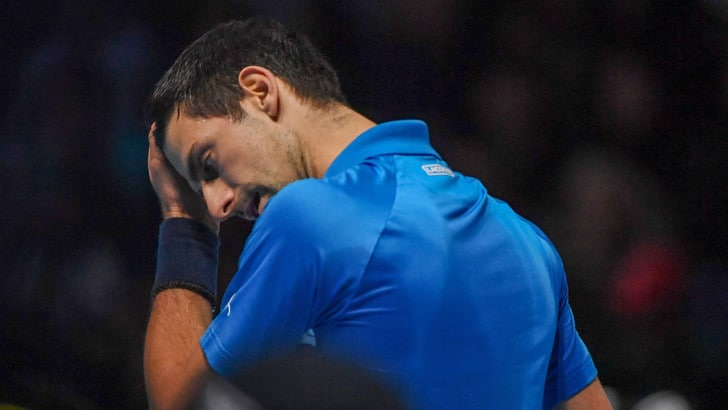 Coronavirus, Gaudenzi contro Djokovic:
