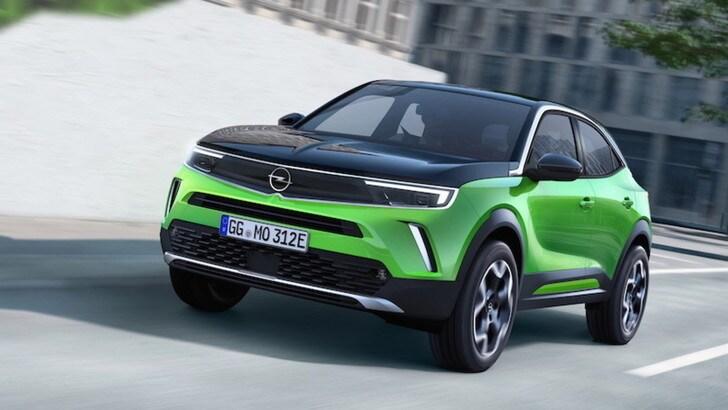 Ecco la nuova Opel Mokka 2021