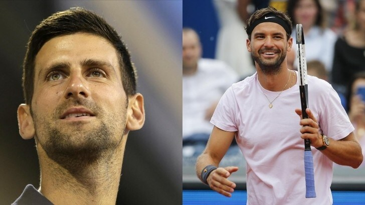 Djokovic, il papà attacca Dimitrov: