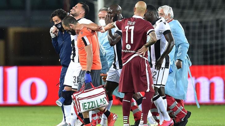 Udinese, per Mandragora la stagione potrebbe essere finita qui
