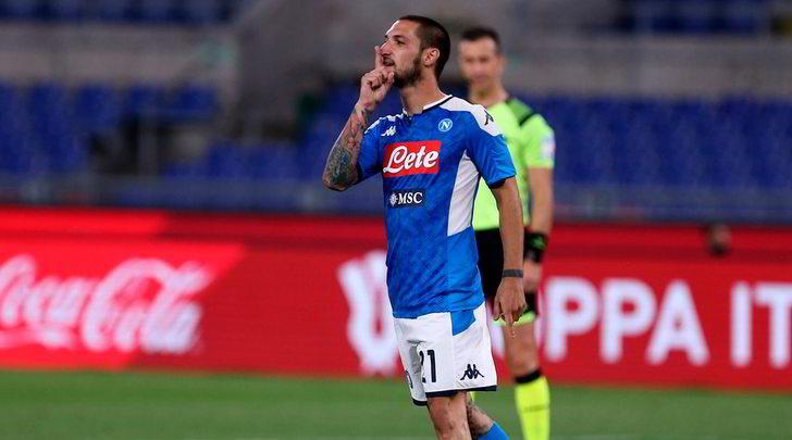 "Napoli, Politano: ""Non dovevo zittire la panchina della Juve"" - Tuttosport"