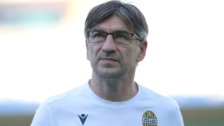 Verona, Juric sul Sassuolo: