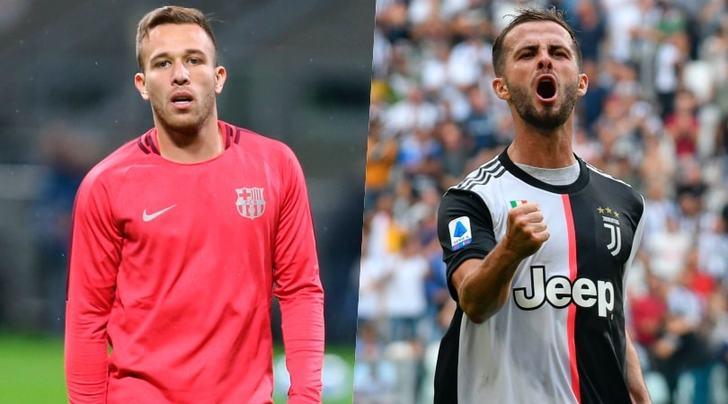 Arthur sbarca a Torino: Juve e Barcellona stanno rifinendo i dettagli di uno scambio da 70 milioni
