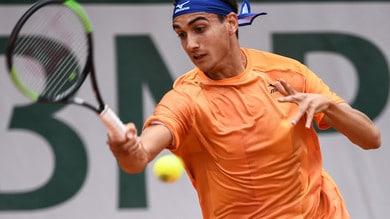 Tennis, Sonego debutta al torneo di Perugia