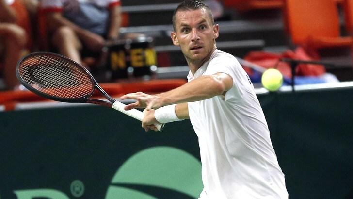 Tennis, anche Tomislav Brkic positivo al Covid