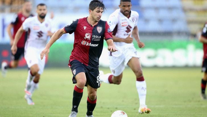 Cagliari-Torino 4-2, il tabellino