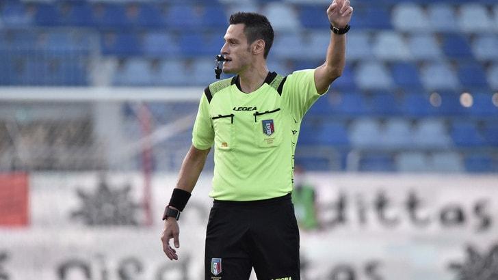 Arbitri di A, Spal-Milan a Mariani. Manganiello per Inter-Brescia