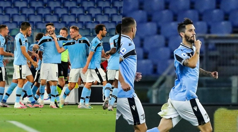 La Lazio va con Immobile e Luis Alberto: Ribery non basta alla Fiorentina