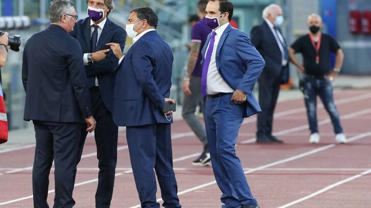 Fiorentina, Barone junior infuriato: