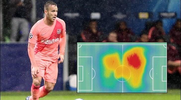 Arthur, ecco come può aiutare la Juve