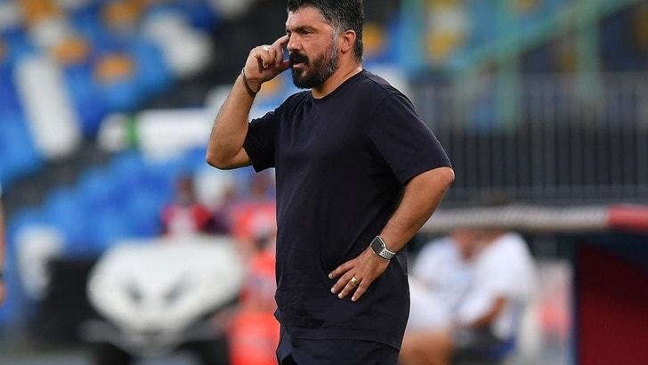 """Gattuso: """"Atalanta top, ma il Napoli se la giocherà"""""""