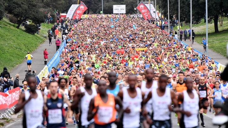 Huawei ROMAOSTIA Half Marathon, rinviata al 2021