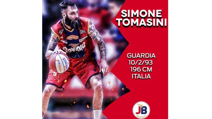 Simone Tomasini, due anni con la JB Monferrato