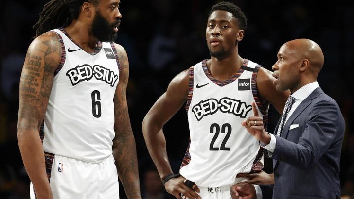 Coronavirus, NBA: Jordan e Dinwiddie dei Nets sono positivi