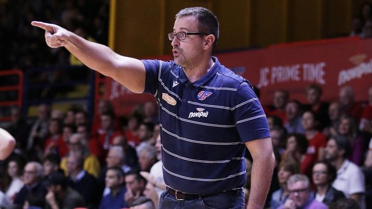 Mattia Ferrari è il capo allenatore della JB Monferrato