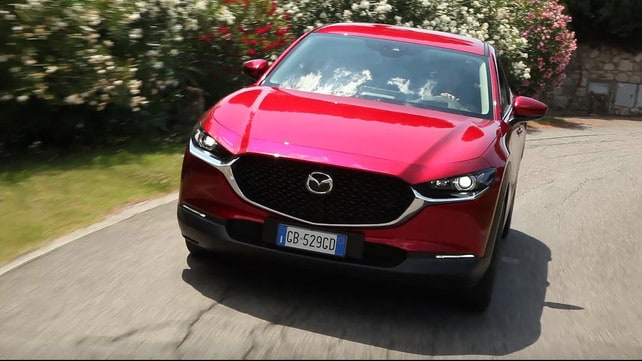 Video: la Mazda CX-30 con lo Skyactiv-G 2.0L da 150 CV