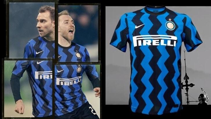 L'Inter rivela la maglia per la prossima stagione