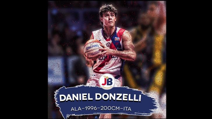 Daniel Donzelli per la front line della JB Monferrato