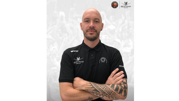 Derthona Basket: concluso il rapporto con Davide Parente