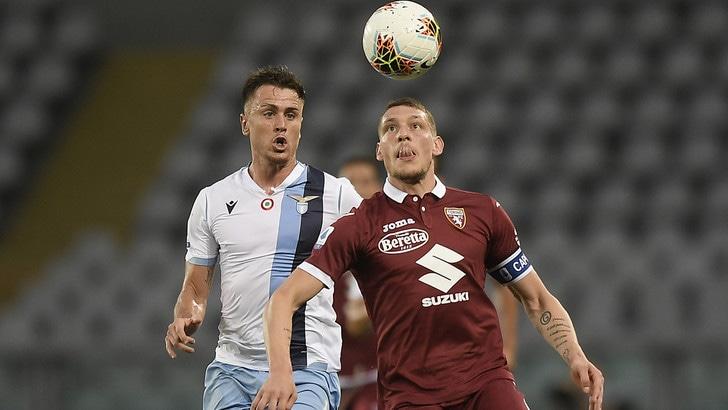 Torino-Lazio 1-2, il tabellino