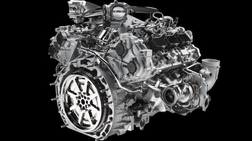 Maserati MC20, il V6 è forgiato dal dio Nettuno