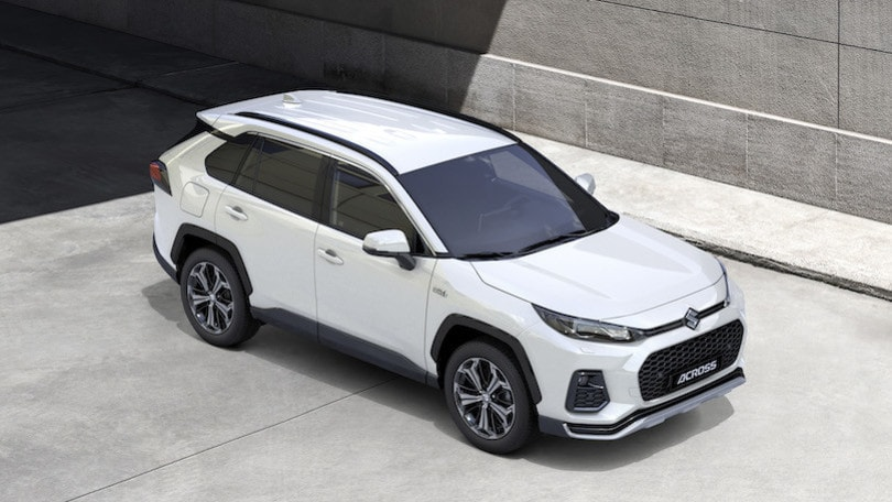 "Suzuki Across, il SUV plug-in hybrid ""firmato"" Toyota"