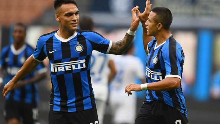 Inter, intrigo in attacco: tutto ruota intorno a Lautaro e Sanchez