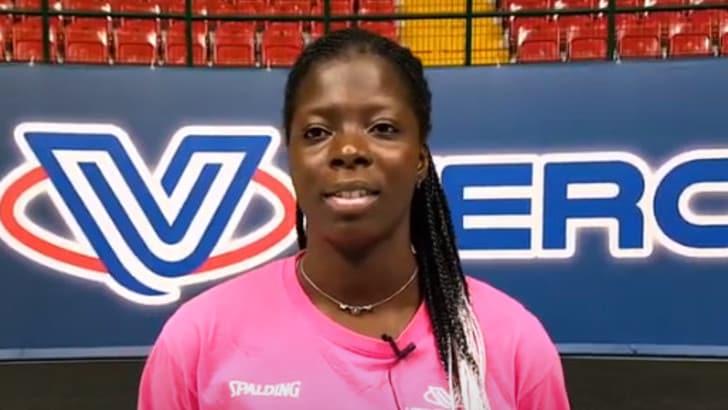 Monza manitene nel roster Josephine Obossa