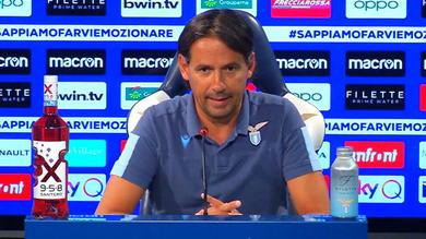 "Inzaghi: ""3 partite in 3 giorni, noi gli unici in Serie A..."""