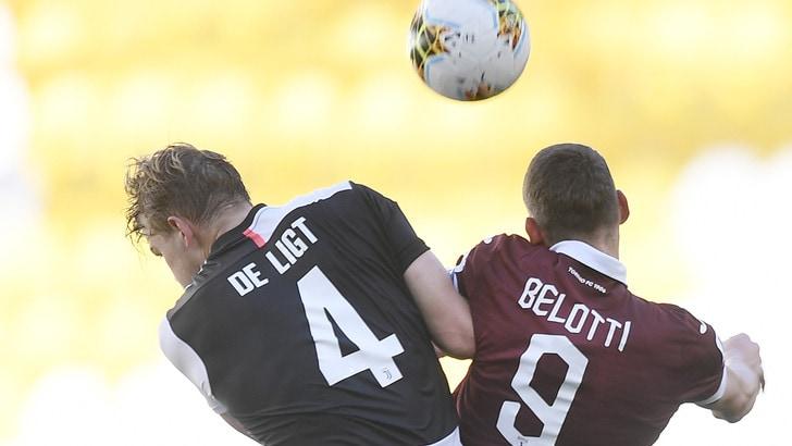 Juve-Torino, ammoniti De Ligt e Dybala: salteranno la gara con il Milan