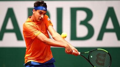 Tennis, Sonego vince il torneo di Perugia