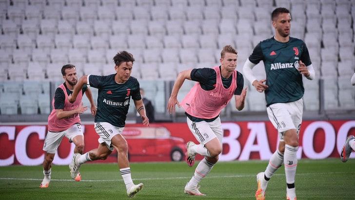 Serie A, gli squalificati: Dybala e De Ligt saltano Milan-Juve