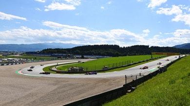 Gp Austria, Pirelli: