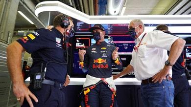 Gp Austria, Verstappen:
