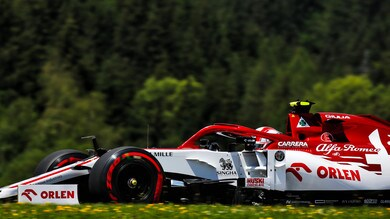 Gp Austria, Vasseur: