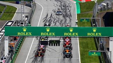 F1, Sky grande inizio: la gara vista in media da oltre 1 milione di spettatori